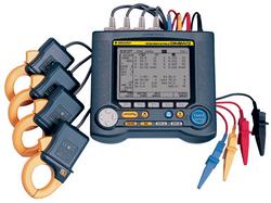 Прибор для анализа качества электроэнергии